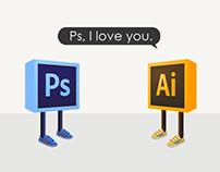 Adobe Love Story