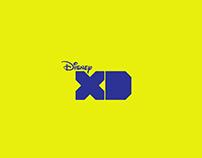Disney XD Rebrand Concepts