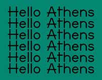 LC Athenian Sans: Typeface Design