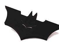 Box-set Batman The Dark Knight Trilogy