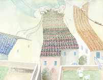 sewing roofs