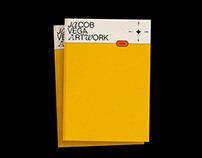 Jacob Vega Artwork - Portfolio + Identity