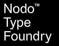 Nodo™ Type Foundry