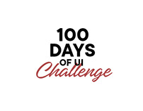 100 Days Of UI Challenge
