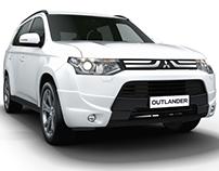 Mitsubishi Outlander. Special Edition