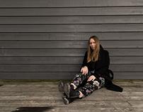 Portrait of Mynthe Villadsen