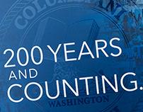 CCAS 200 Years Viewbook