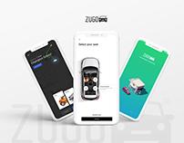 ZUGO - Custom Ride Sharing Platform