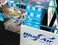 Blue Air Activation Proposal @Electric Castle Festival