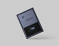 El Insecto, Book Cover