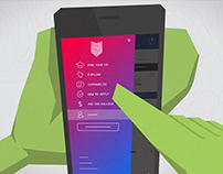 UW HELP- UW Journey app promotional animation
