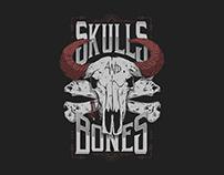 SKULLS AND BONES V2