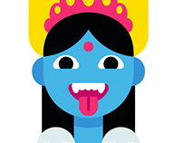 Kali animation