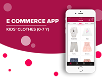 E commerce app
