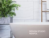 NEAPOL design studio — web