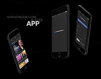 Administradores App