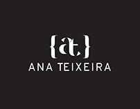 Ana Teixeira - BRAND IDENTITY