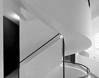 Villa Savoye Staircase