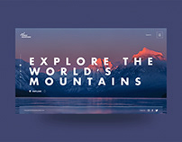 Explore The World's Mountains Web