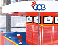 COB - Responsive Booth