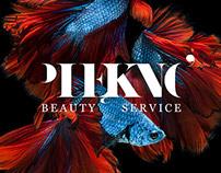 PIĘKNO - Beauty Service | BRANDING