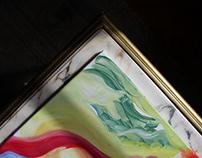 Framing land & seascape