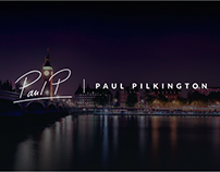 Paul Pilkington, Suspense Mystery Author