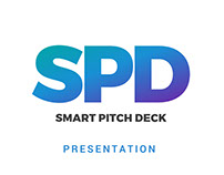 Smart Pitch Deck Powerpoint Template