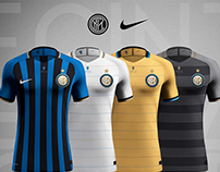 Fc Inter Jersey 2017/18 | Nike Vapor Swift