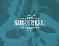 Sumerian Specialty Coffee Brand, Packing, & Website