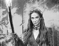 Game Of Thrones illustrations - Part Three