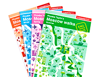 Moscow Walks Guide for The Moscow News