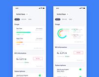 My Dialog App | Redesign concept