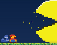 Pac-Man is the Bad Guy !!