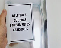 Releitura de Obras e Movimentos Artísticos