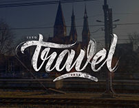 Euro Travel 2016 - Lettering & Photo