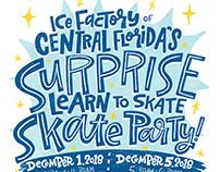 Surprise Skate Party