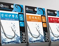 ProFishing Packaging Design