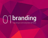 01 Logo Design | Corporate Identities