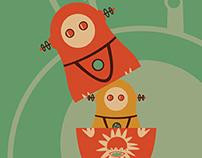 New Generation | AI Social Awareness Poster