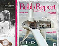 Robb Report Malaysia, May 2016