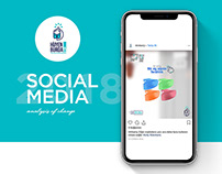 Hijyen Burda/ Sosyal Medya