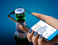 Baltika Breweries Export Website