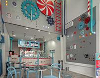BOLTON / Diseño Restaurante