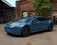 Dacia Electric Concept