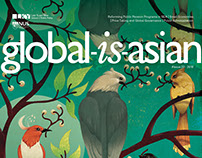 Global-is-asian Magazine