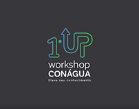 1º UP Workshop Conágua - Identidade Visual