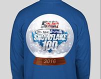 Snowflake100 - Shirt Design