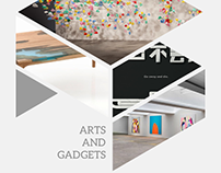 Arts And Gadgets 19-1-2016 (COPY) (COPY)