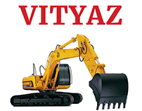 Vityaz - website for building company
